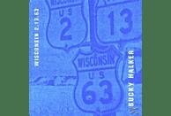 Halker,Bucky Feat.Frigo,Johnny/+ - Wisconsin 2.12.63 [CD]