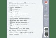 Chr./KCPEB/Haenchen Oelze - Konzertarien [CD]
