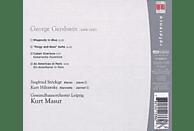 Gewandhausorchester - Rhapsody In Blue/Porgy And Bes [CD]