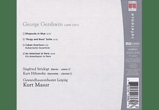 Gewandhausorchester - Rhapsody In Blue/Porgy And Bes  - (CD)