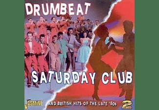 VARIOUS - DRUMBEAT SATURDAY CLUB  - (CD)