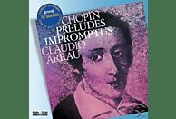 Claudio Arrau - Preludes/Impromtus [CD]