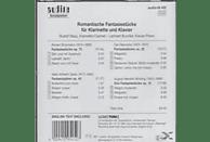 MAUZ,RUDOLF & BUMILIER,LAMBERT, Mauz,Rudolf/Bumiller,Lambert - Fantasiestücke F.Klarinette & Klavier [CD]