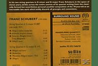 Melring Quartett, Mandelring Quartett - Streichquartette Vol.3 [SACD Hybrid]