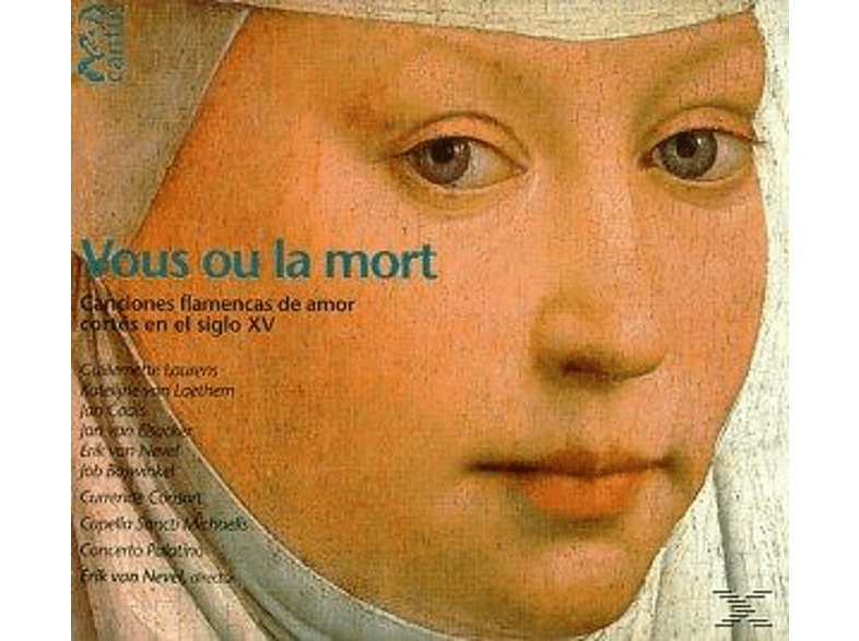 Guillemette Laurens - Vous Ou La Mort, Flemish Courtly Love Songs Of The 15th Century [CD]