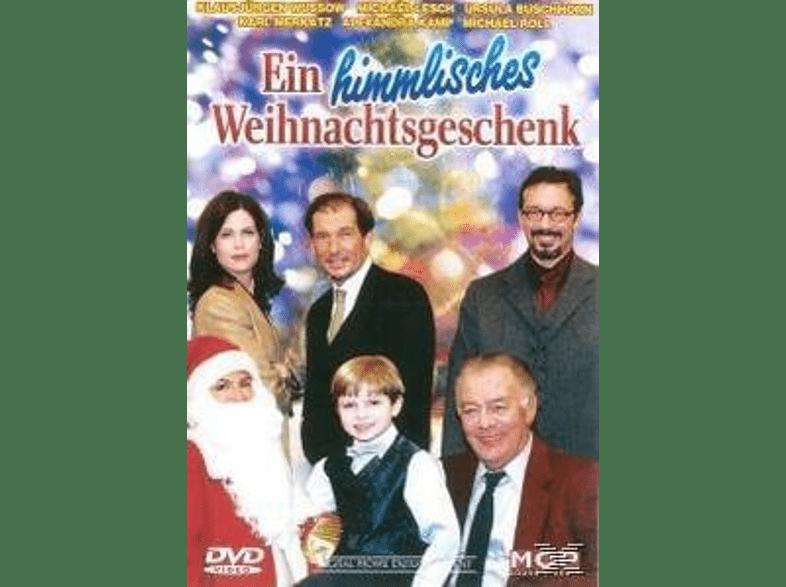 EIN HIMMLISCHES WEIHNACHTSGESCHENK [DVD]