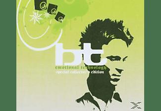 Bt - Emotional Technology  - (CD)
