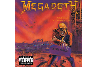 Megadeth - Peace Sells ... But who's bying? CD