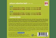 Concerto Köln - Orchestersuiten Bwv 1066-1069 [CD]