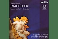 Hirsch, Strobl, Cap.Murensis, Cappella Murensis/Ensemble Arcimboldo - Messe Op.12/Konzerte Op.6 [SACD Hybrid]