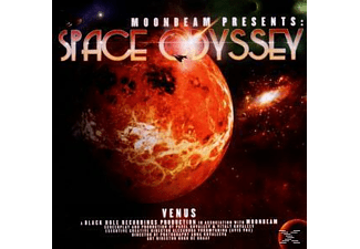 Moonbeam - Space Odyssey - (CD)