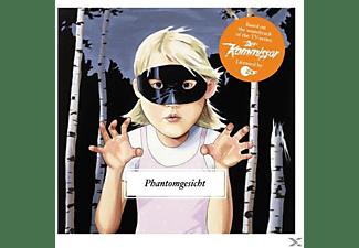 Pit Baumgartner - Phantomgesicht  - (Maxi Single CD)