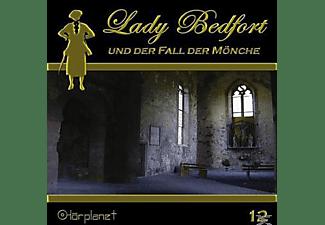 Lady Bedfort 12: ...und der Fall der Mönche  - (CD)
