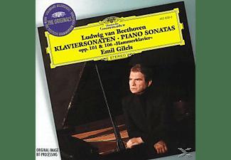 Emil Gilels - Klaviersonaten 28, 29  - (CD)