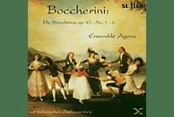 Agora Ensemble - Streichtrios op.47 1-6 [CD]