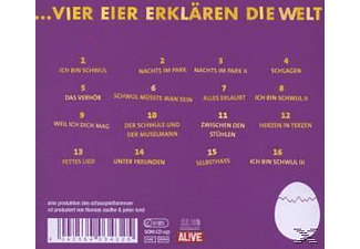 Original Hannover Cast - Ugly Ducklings-das Musical  - (CD)
