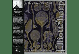 Elliot Sharp, Sirius String Quartet, Elliott Sharp - Elliott Sharp String Quartets  - (CD)
