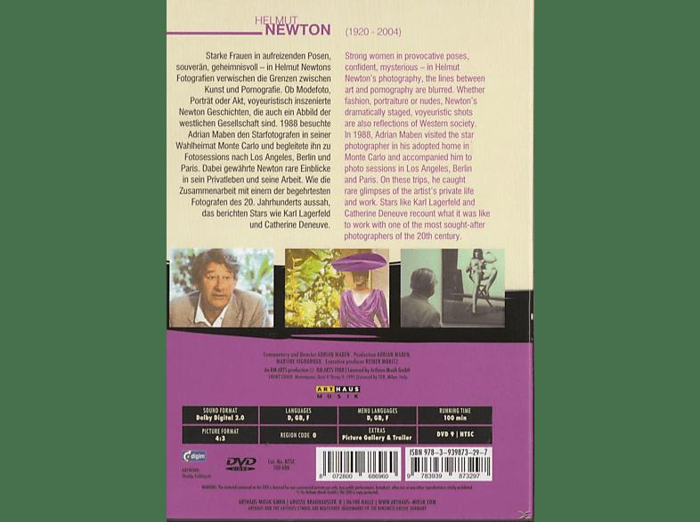 HELMUT NEWTON - FRAMES FROM THE EDGE [DVD]