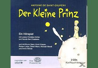 Köhler,Lorenz Christian/Chaabane,Nanda Ben - Der kleine Prinz-das Hörspiel  - (CD)