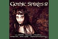 VARIOUS - Gothic Spirits 8 [CD]