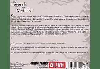 Die Legende Von Mythras - Ewiges Sterben (02)  - (CD)