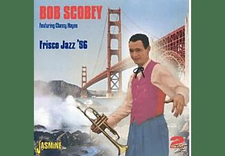 Bob Scobey, Scobey, Bob / Hayes, Clancy - Frisco Jazz '56  - (CD)