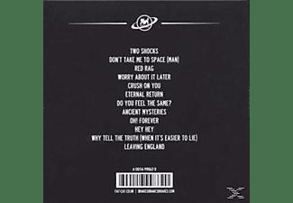 The Brakes - Touchdown  - (CD)