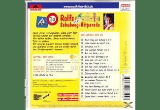 Rolf Und Seine Freunde Zuckowski - ROLFS NEUE SCHULWEG-HITPARADE  - (CD + DVD Video)