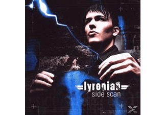 Lyronian - Side Scan  - (CD)