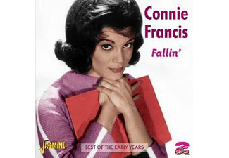 Connie Francis - Fallin:Best Of Early Years  - (CD)