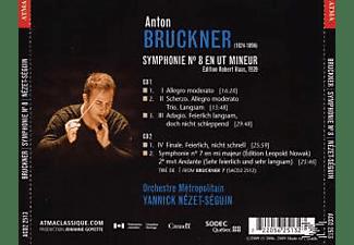 Yannick Nezet-seguin Orchestre Metropolitain, Nézet-Séguin/Orchestre Métropolitain Montreal - Sinfonie 8  - (CD)