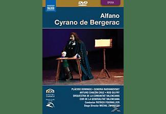 Domingo/Radvanowsky, Fournillier/Domingo/Radvanovsky - Cyrano De Bergerac  - (DVD)