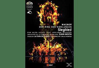 MEHTA/RYAN/WILSON/SIEGEL - Siegfried  - (DVD)