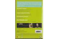 Pogorelich - Klaviersonaten [DVD]