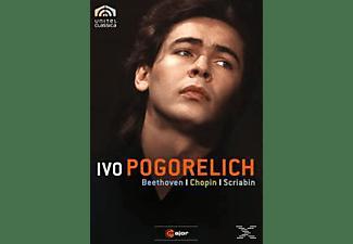 Pogorelich - Klaviersonaten  - (DVD)