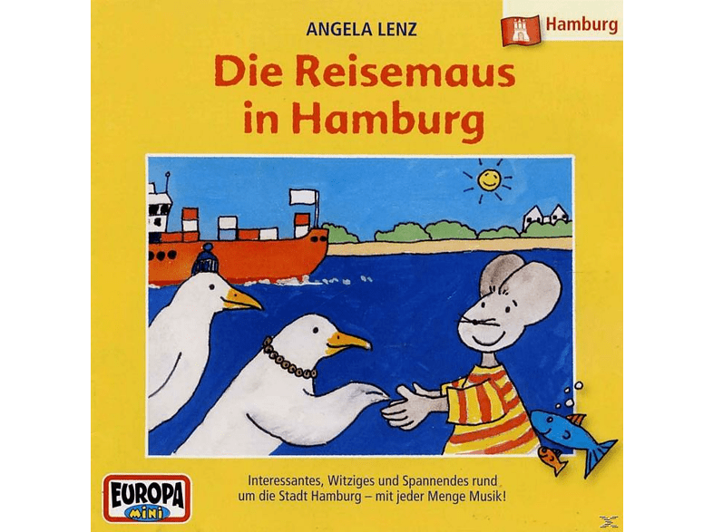 Die Reisemaus 7: In Hamburg - (CD)