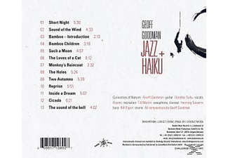 Geoff Goodman - Jazz Plus Haiku  - (CD)
