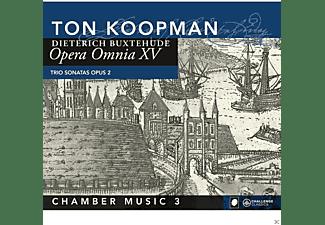 Ton Koopman, Members Of Abo - Opera Omnia XV-Chamber Music Vol  - (CD)