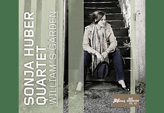 Sonja Huber, The Quartet - William's Garden  - (CD)