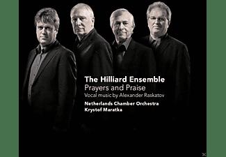 Hilliard Ensemble - Prayers and Praise  - (CD)