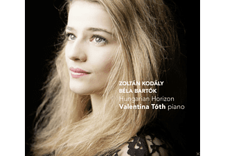 Valentina Tóth - Hungarian Horizon  - (CD)