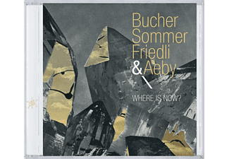 Buchersommerfriedli & Aeby - Where Is Now?  - (CD)
