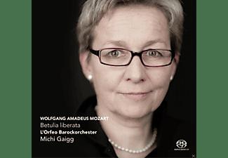 Michi Gaigg, L'Orfeo Barockorchester - Betulia Liberata  - (CD)