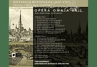 Amsterdam Baroque Orchestra - Opera Omnia Xvii-Vocal Music Vol.7  - (CD)