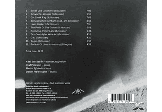 Axel Schlosser - Tales From The South  - (CD)