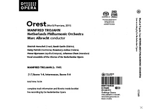 De Nederlandse Opera - Orest  - (CD)