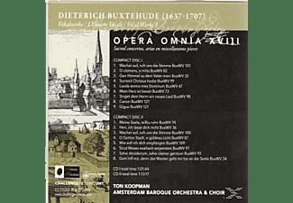 Ton Koopman - Opera Omnia XVIII  - (CD)