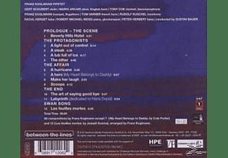 Koglmann Franz - Let's Make Love  - (CD)