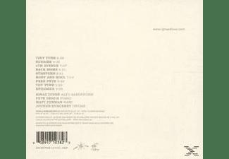 Ignaz Dinné - Back Home  - (CD)
