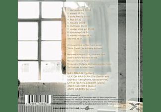 The Quintet, Max Quintet Frankl - Sturmvogel  - (CD)